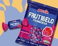 Peccin - Redesign Bala Mastigável