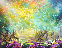 The Garden of Light