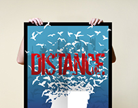 Distance. Film Poster.