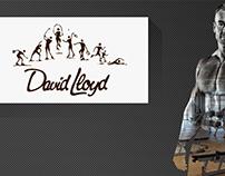 David Lloyd Concept Leaflet