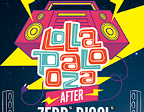 AFTER @ Lollapalooza