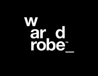 Wardrobe logo & website