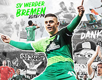 Thank you Werder Bremen