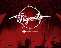 The Migrants // Cruz Roja