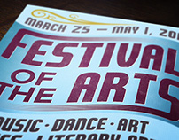 Festival of the Arts poster