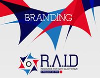 Raid - Branding