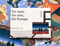 EEE - postcards