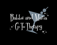Logo Design for Babbs And Maria Go To Therapy
