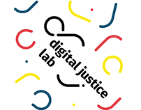 Logo Design Digital Justice Lab