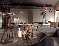 Industrial Interior Design Style in Unreal Engine