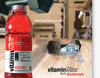 Uni Assignment: Vitamin Water Advert