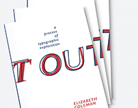 Type It Out | Letterform Book