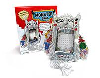 Monster Singa Calendar