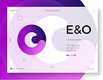 E&O LOGO AND UI&UX KIT