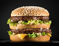 Burgers. Фуд-фотограф - Дмитрий Махнёв