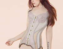 Couture Bustier
