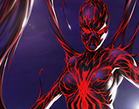 May Parker – Earth-9997 Spider-man Unlimited game card.