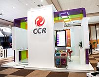 CCR Group | Fair Booth