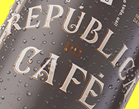 Republica do Café - Cold Brew