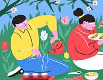Springtime food of China // Culture Trip