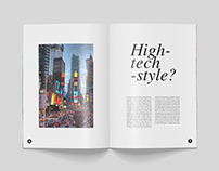 OPEN MIND - NYC based magazine