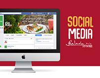 Social Media Balada Mix