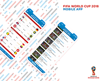 World Cup 2018 Mobile App
