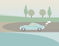 Car animated GIF.