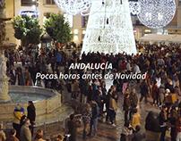 Felicitación Navidad 2015 Turismo Andalucía / Flashmob