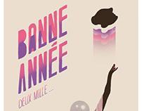 (BALLE) BONNE ANNÉE 2017