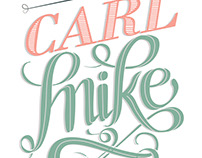 Carl & Mike Typography
