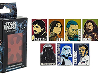 Star Wars Rogue One pins