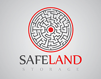 Safe Land Storage | Logo Demo