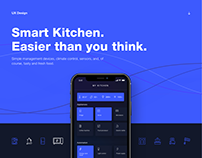 Smart Kitchen iOS app