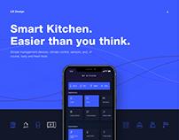 Smart Kitchen iOS app