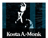 Artwork for Kosta A.-Monk's Blue Roads Tour