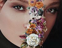 Flowerful Portrait Effect | Photoshop Tutorial