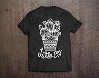 Cactus T-shirt pour Little Box