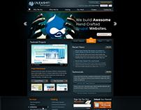 Unleashed Technologies Web Design Project v1