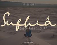 Sufhia Calligraphy Script