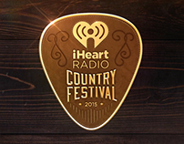 iHeart Radio Country Festival Show Open 2015
