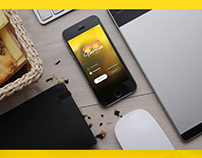 Guidezie Mobile APP UI Design