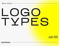 Logofolio 2020. LOGOS . Minimal Logos