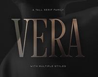 Vera - Free Serif Typeface