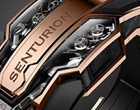 3d Renderings of Senturion Key M3 Concept 1