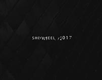 MOTION GRAPHICS SHOWREEL 2017