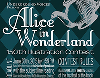 Alice In Wonderland Flyers