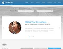 KnowZone - Dept. of Transportation