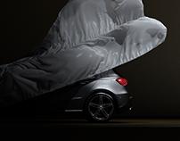 Mercedes Benz CGI Study