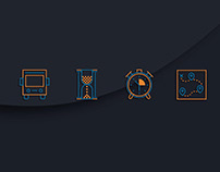 [ Design d'icônes ] - Application Mon Rennes